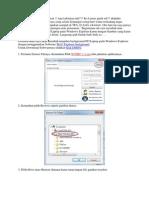 Cara Mengganti Background Windows Explorer