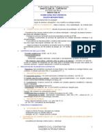 CONTRATOS NOÇÕES INTRODUTÓRIAS- FORMAÇÃO - CLASSIFICAÇÃO CONTRATOS(1)