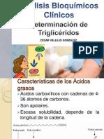 ABC Trigliceridos