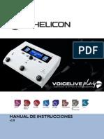 Voice a Live Helicon Gtx