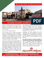 Boletín nº 5 PSOE Almaraz -Marzo 2014-