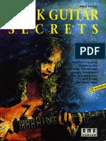 Guitar Tabs - Rock Guitar Secrets