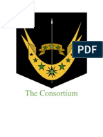 The Flag of the High Tower Consortium