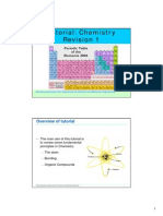 Chem Revision Tut1 Notes