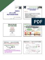 Farmacologia de Los Autacoides 2013-I