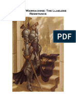 Forces of Warmachine - Llael V1.09