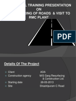 road resurfacing ppt