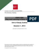 Unit of Study