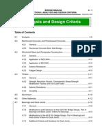 Bridge Manual Section 4