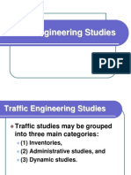 Ch04 Traffic Engineering Studies