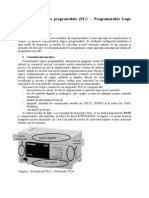 Programare PLC