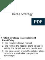 Retail Strategy 08.08.09