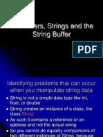 Characters Strings