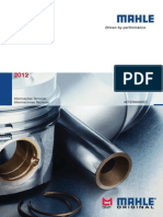 Mahle Catalogo Informacoes Tecnicas 2012-2