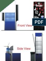Kiosk Design 3x3