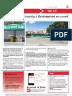 140307_Skånetrafikens bussläp i Kristianstad en succé