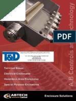 Abtech Electrical Enclosures & Junction Boxes Catalogue