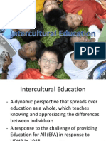Intercultural Education