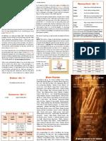 2014 Bulletin - 9 March %2714