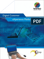 Wipro Digital Customer Experience Platform