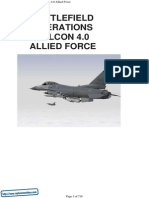 Falcon 4.0 Allied Force Manual