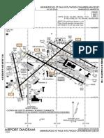 KMSP Airport Diagram