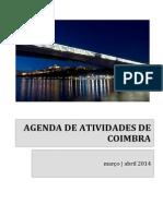 Agenda de Coimbra| março e abril 2014