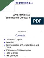JavaNetwork II