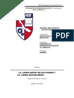 Antología Fundamentos Neuropsicológicos de la Conducta