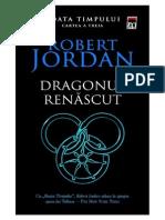 Robert Jordan - Roata Timpului - 3 - Dragonul Renascut