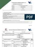 Instrumentacion Didactica - Calculo Diferencial