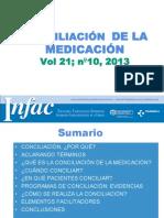 Conciliación Infac_Vol21_n_10
