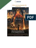 Pompeii Press Release