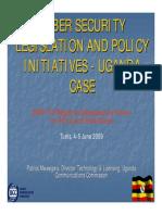 Mwesigwa Uganda Case Study June 09