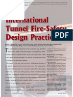 Tunnel Ventillation Fan