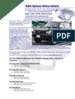 Mombasa Car Hire | Mombsa Car Rental | Kenya Car Rent