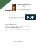 Planejamento Para Dinc2014