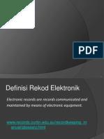 Rekod Elektronik ELO Draf