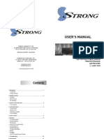 User Manual SRT 4930L