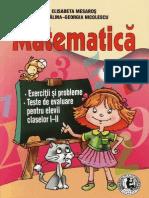 205097508 Carti Culegere de Matematica Clasele 1 2
