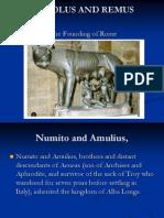 Romolus and Remus