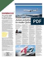 Asian Aviation Giant Set to Make Qatar Debut
