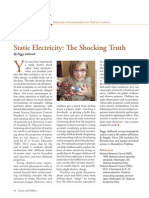 Static Electricity the Shocking Truth