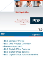 Elo Basic Presentation