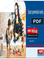 HDFC Mid Cap Opportunities Fund 300812