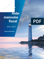 6749-2012-KPMG-TaxFacts-FR aide mémoire fiscal