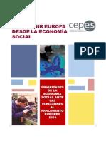 Construir Europa desde la Economía Social