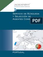 Cadexport presentación Portugal 2014
