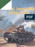 (1998) Czołgi Japońskie 1938-1945