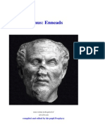 Plotinus Enneads Free Electronic Text